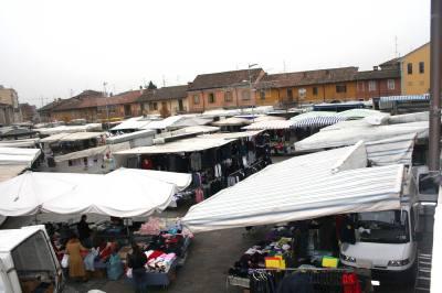 mercato di Lodi Vecchio