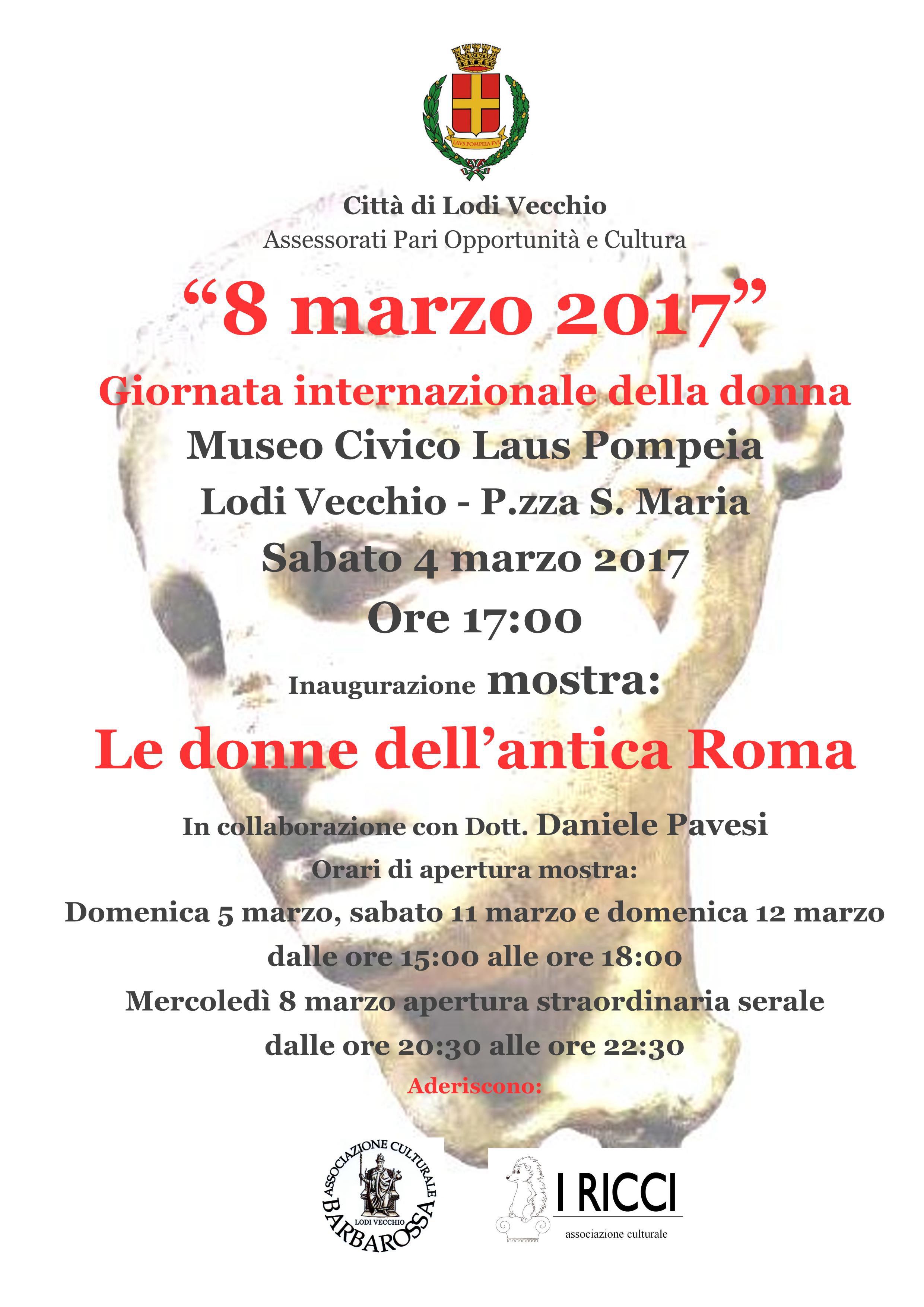 Donne di Roma antica
