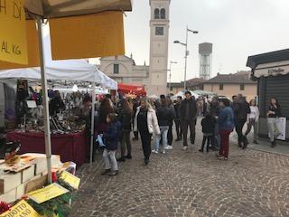 In Piazza V. Emanuele II
