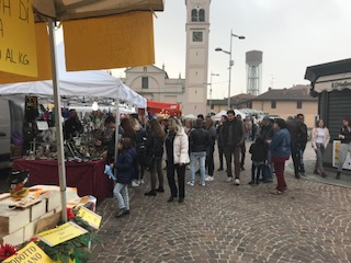 In Piazza