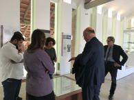 Visita al Museo Laus