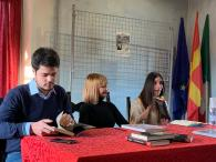 Presentazione del libro al Conventino I fantasmi di Milano