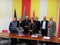 Conferenza stampa AVIS- Lodi Salute - Comuni di Lodi Vecchio e Salerano